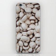 mushies iPhone & iPod Skin