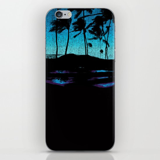 Hawaii Lap iPhone & iPod Skin
