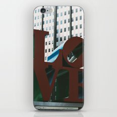 Philly Love [2] iPhone & iPod Skin