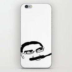 Groucho Marx Knit. iPhone & iPod Skin