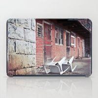 610 Barn #2 iPad Case