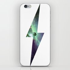 Cosmic Bolt iPhone & iPod Skin