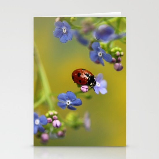 Forget me not... Stationery Card