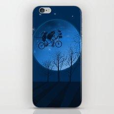 ET's birthday  iPhone & iPod Skin
