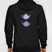 Patterned Teapots Hoody
