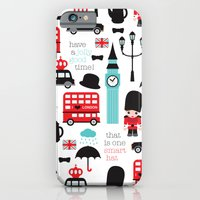London Icons Illustratio… iPhone 6 Slim Case