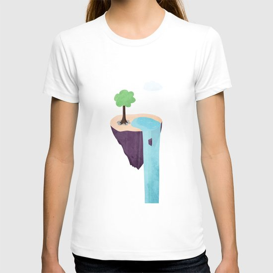 Floating Island T-shirt