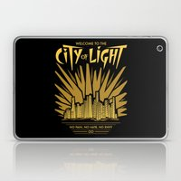 Welcome to the City of Light Laptop & iPad Skin