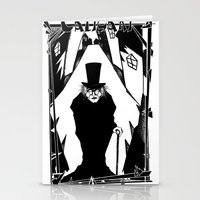 Dr. Caligari Stationery Cards