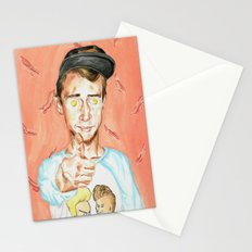 Get Fried Stationery Cards