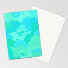 Shades of The Sea Stationery Cards