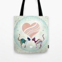 CatLove Tote Bag