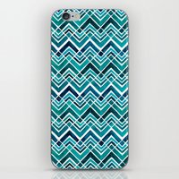 Arrowhead Chevrons iPhone & iPod Skin