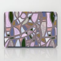 The Texture Of Twilight iPad Case