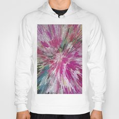Abstract flower pattern 3 Hoody