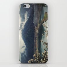 San Gabriel Dam iPhone & iPod Skin