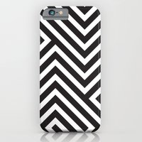 iPhone Cases featuring Lines by Dizzy Moments