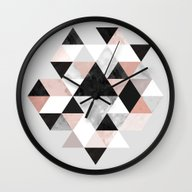 Graphic 202 Wall Clock