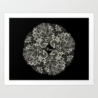 Peace Poppy Art Print