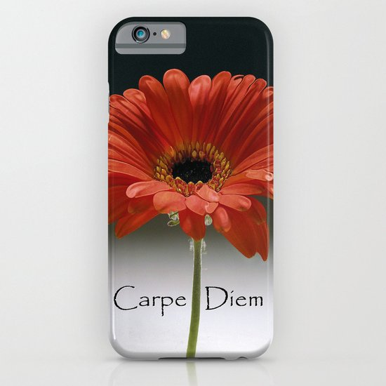 Carpe Diem (for the love of LIFE!) iPhone & iPod Case