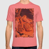 Bread Mens Fitted Tee Pomegranate SMALL