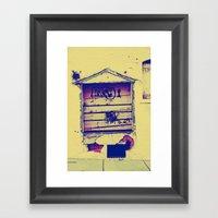 Patsy  Framed Art Print