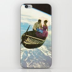 Lovers iPhone & iPod Skin