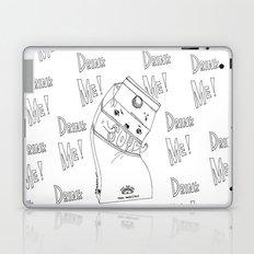 Angry Little Soymilk Laptop & iPad Skin