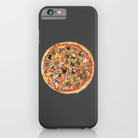 If the internet was a pizza... iPhone 6 Slim Case