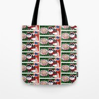 Botan Rice Candy Meow Tote Bag