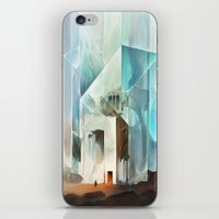 The Crystal-Flesh Hermit… iPhone & iPod Skin