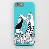 iPhone & iPod Case featuring apple by Zina Kazantseva