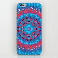 Octagon Rosette 002 | Contrast iPhone & iPod Skin