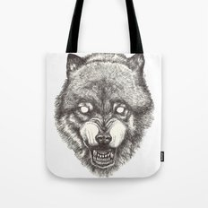 Day wolf Tote Bag