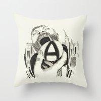 // A    Throw Pillow