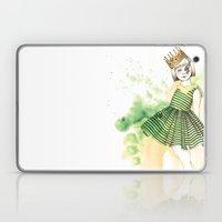 Little Queen Laptop & iPad Skin