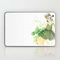Little Queen Laptop & iPad Skin