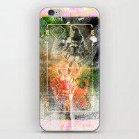 KUSTOM HEART iPhone & iPod Skin