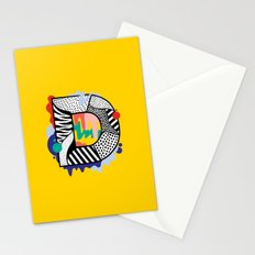 D for …. Stationery Cards