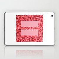 Support Marriage Equalit… Laptop & iPad Skin