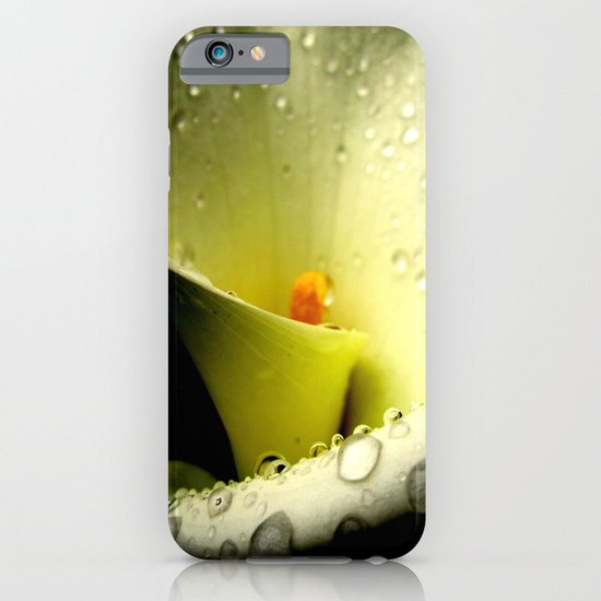 Lily of the Nile iPhone & iPod Case