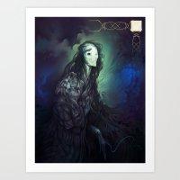 Loreln'widu Art Print