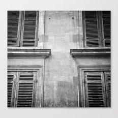 Quatre Canvas Print