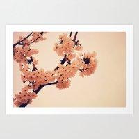 Mikado Art Print
