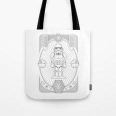 Stormtrooper Jam Tote Bag