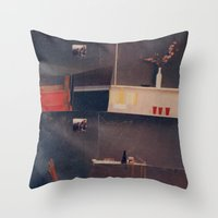 ap. of/64 Throw Pillow