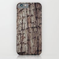 iPhone & iPod Case featuring The Work of A Woodpecker by Sarah Lyles