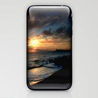Sunrise Over Bass Strait… iPhone & iPod Skin