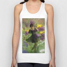 Flower Fairies Unisex Tank Top