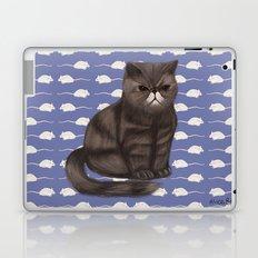 Cranky Cat / Shitty Kitty Laptop & iPad Skin